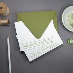 great male stationery