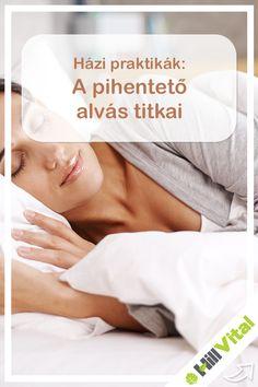 A nyugodt alvás érdekében nem árt megfogadni pár tippet: Esténként mindig ugyanabban az időben feküdjünk le! Nyilván ez mindenkinek az életritmusától függ, de nagyjából próbáljuk betartani! Ha a szervezet megszokja a ritmust, könnyebben el tudunk aludni. Legyen kényelmes a fekhelyünk! Ne legyen se túl kemény, se túl puha az ágybetét! A lényeg, hogy egyenletesen alátámassza a testet!  Kerüljük a túl magas párnát! Előbb-utóbb nyakmerevséget, fej-és nyakfájást okozhat, valamint elzárhatja a… Medical, Medicine, Med School, Active Ingredient