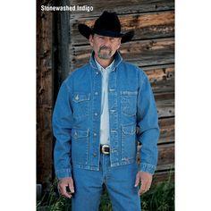 310 Denim Mesquite Jacket