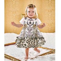 Roberto Cavalli Junior - Fall/Winter 2016  #minitrendsandco #fashionbaby #fashionblog #fashionkids #fashiontips #fashionbrand #kidsfashiontrends #luxurybrand #madeinitaly #lookdodia #lookoftheday #modabambini #modainfantil #fall2016 #instababy #instakids #instagirls #instafashion