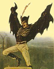 The Curious Case of Spring-heeled Jack | Under the influence!