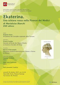 Italia Medievale: Ekaterina. Una schiava russa nella Firenze dei Med...