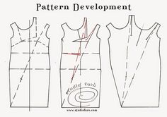 As they say, the simple things are often the most difficult. Or so I found out this weekend with the #PatternPuzzle. What looks like a very simple style was in fact one of the most difficult pattern