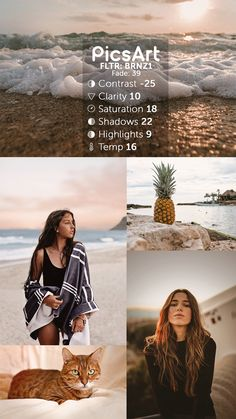 """That glow though 😍📸 Give the illusion of Golden Hour in just a few taps with this Filter Blend ✨ Be sure to stop by our """"Social Media Essentials"""" board for more like it! Photography Filters, Dark Photography, Photography Editing, Creative Photography, Portrait Photography, Photo Editing Vsco, Instagram Photo Editing, Photographie Bokeh, Fotografia Vsco"""