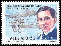 Centenario primo volo: pionieri dell'aviazione italiana - Mario Calderara - 2003. Pag. 14