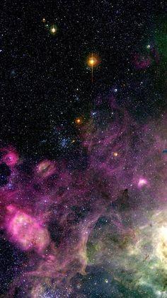 "thedemon-hauntedworld: ""LMC Region near the Tarantula Nebula Credit: ESO """