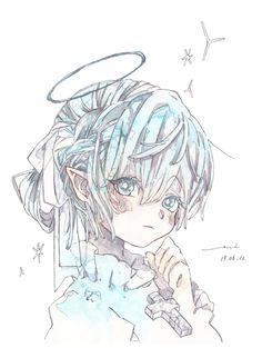 Art Anime, Anime Art Girl, Character Illustration, Illustration Art, Character Art, Character Design, Anime Drawing Styles, Beautiful Anime Girl, Fantasy Artwork