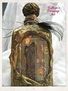 Η Τέχνη του Decoupage μέσα στο Χρόνο | Calliope's Decoupage Art