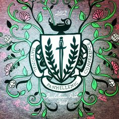 Panhel love- it would be amazing if you incorporated all the flowers of the chapters on campus