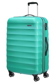 American Tourister Palm Valley Spinner 77cm Turquoise