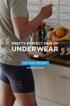 Here's Why Guys Are Obsessed With This Smart Underwear... Best Mens Fashion, Men's Fashion, Fashion Tips, Fashion Trends, Fashion Outfits, Comfortable Outfits, Dapper Men, Mens Fitness, Cool Things To Buy