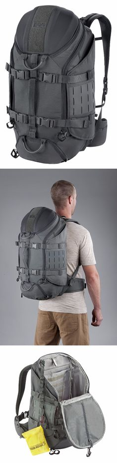 SOG Prophet Backpack CP1005G Grey, 33 L