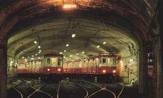 tunel de metro (Madrid)