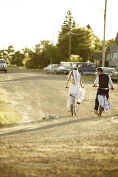 Most romantic wedding photo ever