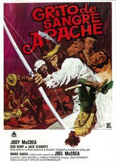 """Grito de sangre apache (1970) """"Cry Blood, Apache"""" de Jack Starrett - tt0065596"""