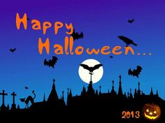 Lets carve out pumpkins on Halloween and enjoy the thrills of the frightful night. Have a happy Halloween!