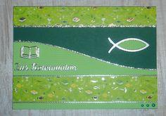 Kommunion Grün mit Fisch