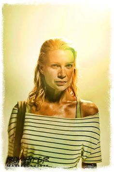 The Walking Dead: Andrea: BuzSim Paint Re-Edit by nerdboy69 on DeviantArt