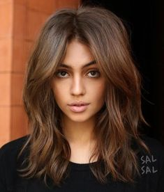 50 Haircuts for Thick Wavy Hair to Shape and Alleviate Your Beautiful Mane Curly Hair With Bangs, Hairstyles With Bangs, Braid Hairstyles, Haircut Wavy Hair, Medium Wavy Hair, Haircut Thick Wavy Hair, Thick Wavy Haircuts, Short Thick Wavy Hair, Medium Blonde
