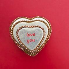 Valentine's Day Card | @FairMail - Fair Trade Cards | locket Valentine Day Cards, Fair Trade, Heart Ring, Jewelry, Valentine Ecards, Jewlery, Jewerly, Schmuck, Heart Rings