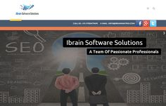 Software Development, Web Design & Web Development Company in India offers custom Software Development, E commerce development, SEO, Web Hosting, Word Press Development, Google Adwords and Many IT Services.. For More info Visit at http://www.ibrainsoftwaresolutions.com/