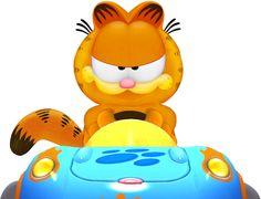 Le chat orange amateur de lasagnes le plus connu sur terre va bientôt avoir le droit à son jeu de kart sur Nintendo 3DS. L'éditeur Kid's Mania vient d'annoncer que Garfield Kart sera disponible en exclusivité sur la console portable du géant nippon dès le 19 Juin prochain et vous proposera des courses effrénées avec Garfield, Odie, Jon, Nermal et d'autres personnages de la BD.