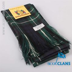 Graham Modern Tartan Full Sash. Free worldwide shipping available.