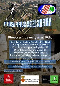 6ª Cursa Castell de Sant Ferran