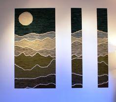 Telaresytapices .... Maria Elena Sotomayor : 1º lugar Certamen de Artes Visuales en Atacama