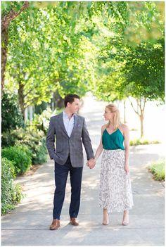 Atlanta Engagement. Thanks to ShelbyRae Photographs!