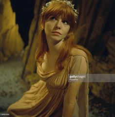 1968 - English actress Jane Asher pictured in a scene from the television drama 'Tempo - The Actor And The Role' in Linda Mccartney, John Lennon, English Actresses, Actors & Actresses, The Beatles 1, Girl Beatles, Sweet Lady Jane, Rock Band Photos, Rock And Roll Girl