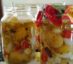 Conserva de batata com alecrim #recipes