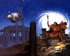 70s Sci-Fi Art: David Mattingly