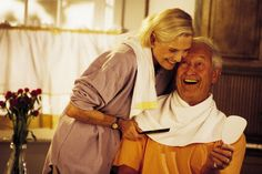 Caring for Someone with Alzheimer's: Bathing, Dressing, Grooming   -   At some point, people with Alzheimer's disease will need help with bathing, grooming, and dressing. Because these are private activities, people may not want help. They may feel embarrassed about being naked in front of caregivers. They also may feel angry about not being able to care for themselves...