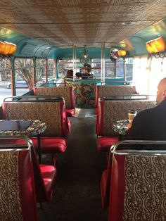 Double D's double decker bus cafe - Google Search