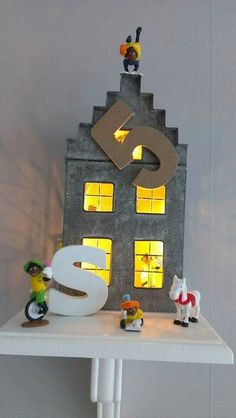 nice Little Houses, Projects For Kids, Winter Wonderland, Holiday, Christmas, December, Presents, Seasons, Make It Yourself