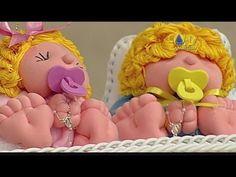 Sabor de Vida Artesanatos   Bebê Batata por Bernadete Torres - 10 de Agosto de 2014 - YouTube