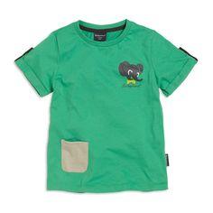 T-paita, Vihreä, Littlephant, Lapset   Lindex