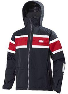 d5df3aa6e6 Amazon.com  Helly Hansen Men s Salt Jacket  Sports   Outdoors