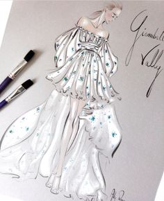 Giambattista Valli Haute Couture @ally.rose.art| Be Inspirational ❥|Mz. Manerz: Being well dressed is a beautiful form of confidence, happiness & politeness