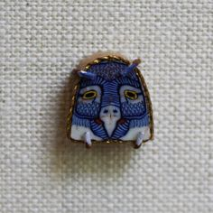 A Romano-Egyptian Mosaic Glass Inlay Depicting the Face of a Baboon   Mosaic glass, late 1st century B.C.E. - early 1st century C.E.(42.11.41)Text from the Metropolitan Museum card. Photo: Ancient Art on FlickrSource: http://www.flickr.com/photos/antiquitiesproject/4614274712/