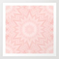 https://society6.com/product/pink-starburst75905_print?curator=hereswendy: Collect your choice of gallery quality Giclée, or fine art prints custom trimmed by hand in a variety of sizes with a white border for framing.