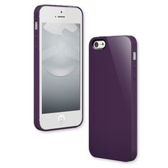 Switcheasy Nude Plastic Case for iPhone 5 - Purple