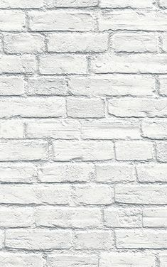 WALLQUEST 3D White Brick Wall TD31502