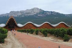 Bodega in Rioja- Santiago Calatrava