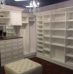 Professional organizer, Katie Koentje, San Diego, California Closets, White Closet, Closet Installation