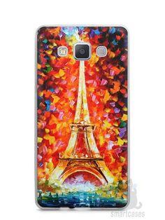 Capa Capinha Samsung A7 2015 Torre Eiffel #3