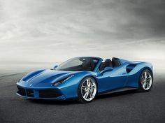 Ferrari 488 Spider: sculpted by the wind - Lifestyle NWS