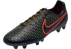 Nike Magista Onda FG Soccer Cleats - Black