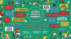 #Game4Grenfell takes place on 2 September!   For the people of Grenfell & the wider community ❤️  Visit Game4Grenfell.com for tickets #fashion #style #stylish #love #me #cute #photooftheday #nails #hair #beauty #beautiful #design #model #dress #shoes #heels #styles #outfit #purse #jewelry #shopping #glam #cheerfriends #bestfriends #cheer #friends #indianapolis #cheerleader #allstarcheer #cheercomp  #sale #shop #onlineshopping #dance #cheers #cheerislife #beautyproducts #hairgoals #pink…